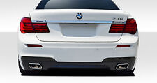 09-15 BMW 7 Series F01 Duraflex M Sport Look Rear Bumper 1pc Body Kit 109438
