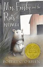 Mrs. Frisby and the rats of Nimh-ExLibrary