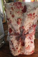 Waverly Vintage Norfolk Rose Garden ~ Dining Room Chair Cover ~ Floral ~ Gingham