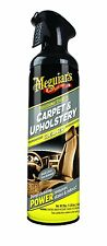 Carpet Cleaner Upholstery Deep Cleaning Remove  Stains Odors Car Spray Care Mats