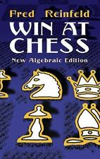 Win at Chess (Dover Chess) by Reinfeld, Fred