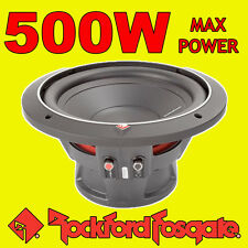 Rockford Fosgate 10 Pulgadas 10 Pulgadas 500 W Car Audio Punch Bass Subwoofer Sub 25cm 2ohm