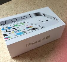 New Apple iPhone 4S White 64GB Factory Unlocked AT&T T-Mobile GSM No Contract