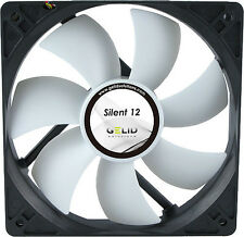 PQ277 Gelid Silent 12 cm 120mm Quiet Cooling Case Fan