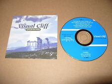 Visual Cliff Lyrics For The Living 8 track cd 2003 Excellent Conditon
