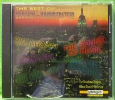 The Best of Rodgers & Hammerstein by Adam Mansell Orchestra (CD, Oct-1994,...