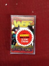 World  Bass Federation Get Ready To Rumble Cassete New Sealed