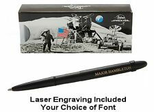 Fisher Space Pen #400BCL / Personalized Black Bullet Pen with Clip