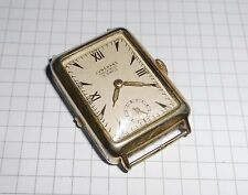 Alte Herren ⌚ JUNGHANS kleine Sekunde Kal. 98  Vintage Handaufzug Art Deco Uhr