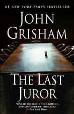 The Last Juror - John Grisham PB VGC (combine with other titles & save postage)