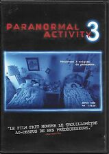 DVD ZONE 2--PARANORMAL ACTIVITY 3--JOOST & SCHULMAN