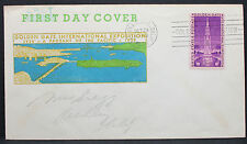 Us last day cover Golden Gate International Exposition 1939 lettre (l-2790