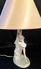 "LLadro ""Colombine"" Lamp (4526 Christmas) Mint Condition VERY RARE"