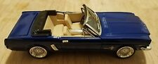 1964½ Ford 289 Mustang Convertible Classic Model Car 6½ x 2½ Die Cast