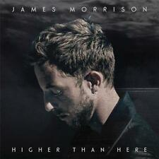 JAMES MORRISON Higher Than Here CD NEW sealed release 30/10/2015