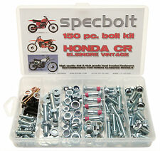 150pc Honda Elsinore Bolt Kit CR 125 250 MR MT Vintage CR125 CR250 RESTORATION