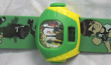 Ben 10 Children Digital Projector Wrist Watch For Kids ! Best Return Gift