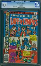 LAFF-A-LYMPICS 1 CGC 9.4 - WHITE PAGES