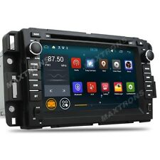 Android Car DVD Radio For GMC Chevrolet Chevy Yukon Tahoe Sierra Acadia Suburban