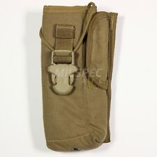 Allied/Eagle FSBE MBITR PRC Radio Pouch USMC Coyote Brown MOLLE