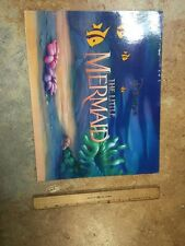 Walt Disney's The Little Mermaid Lithograph Set Of 4 Sealed