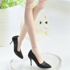 """For evangeline ghastly parnilla shoes 19"""" Tonner doll Black boots Clothes 4EGS1"""
