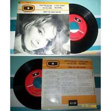 MARIE-CHRISTINE - J'Avais Reve D'Un Ange Rare French EP Sixties Pop