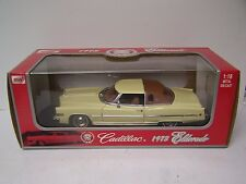 ANSO 1973 CADILLAC ELDORADO 1/18 SCALE NEW IN BOX