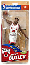 Rare McFarlane Jimmy Butler in White Bulls Jersey - Only 3000 Made