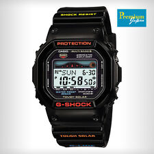 Casio GWX-5600-1JF G-SHOCK G-LIDE Tough Solar Radio Watch Japan New GWX-5600-1