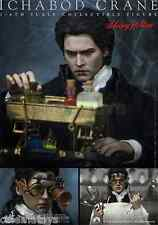 Sleepy Hollow Johnny Depp as Ichabod Crane Sixth Scale Action Figure Hot Toys