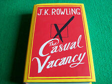 The Casual Vacancy: J K Rowling: Hardcover