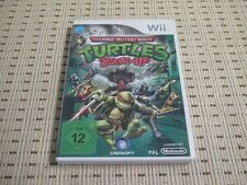 Teenage Mutant Ninja Turtles Smash-Up für Nintendo Wii und Wii U *OVP*