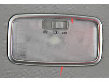Fit For TOYOTA RAV4 2013 2014 2015 Stainless Rear Reading Light Lamp Cover Trim