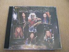 IRON MAIDEN -VIRTUAL XI WORLD TOUR,NAGOYA JAPAN 1998-MEGA RARE 2CD