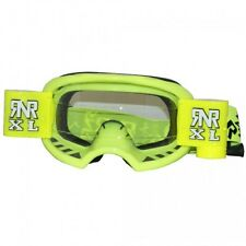 NEW RnR Rip and Roll Colossus XL Roll Off Goggle NEON MX/Motocross/Enduro/MTB
