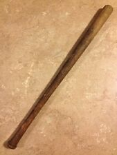 Vintage Wood Baseball Bat 25 Inches Decorative Piece