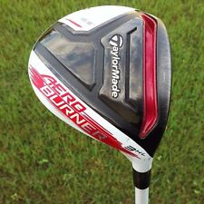 TaylorMade AEROBURNER 3 HL Fairway Wood 16.5 Degree Stiff Flex Matrix 60 Shaft!