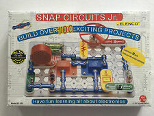 Snap Circuits Jr SC-100 Scientist Kit Electronics Lab Projects Engineering Lot B