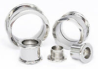 Threaded Insert-Ability Flat Flare Steel Tunnel - Price Per 1