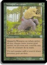 MTG Magic MMQ FOIL - Hunted Wumpus/Wumpus au rabais, French/VF