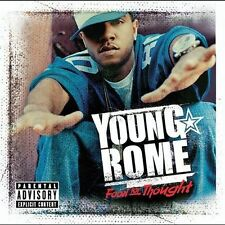 Food for Thought [PA] by Young Rome (CD, Jun-2004, Universal) Free Ship #IZ40