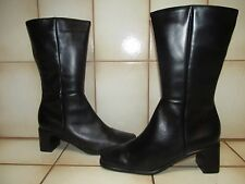 REMONTE PRO ECHTLEDER BUSINESS STIEFEL,Gr.40,5 UK:7 SUPER WEICHES LEDER,NEU!!!