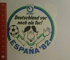 Aufkleber/Sticker: España 82 Deutschland vor noch ein Tor (230916129)