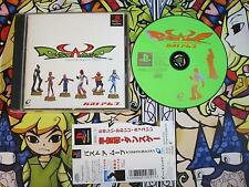 BUST A MOVE / BUST A GROOVE PS1 PLAYSTATION NTSC JAPAN COMPLETO EN BUEN ESTADO