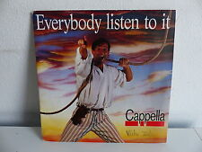 CAPPELLA Everybody listen to it OTB 1394 7