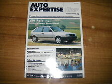 REVUE TECHNIQUE AUTO EXPERTISE VOLKSWAGEN POLO essence - diesel 09/1990