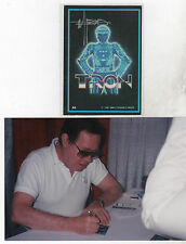 SDCC Syd Mead Hand Signed Trading Card  + Bonus Tron Blade Runner