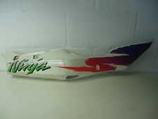 Kawasaki ZX6R Right Hand Seat Cowl / Rear Fairing Section / ZX6