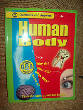 "Q & A ""HUMAN BODY"" - FANTASTIC FACTS ABOUT OUR BODIES BY DIANE STEPHENS"
